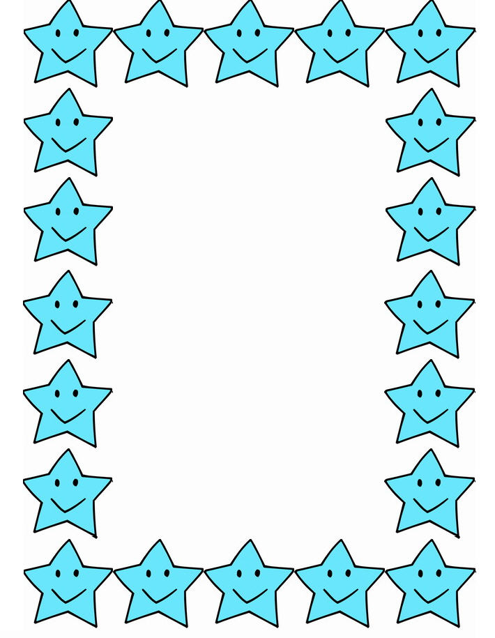 Printable School Borders  Printable School Border And