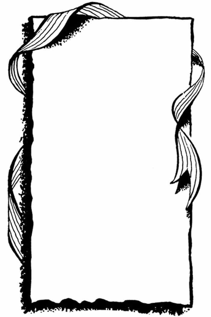 Free Black And White Borders, Download Free Clip Art, Free Clip Art - graduation border templates free