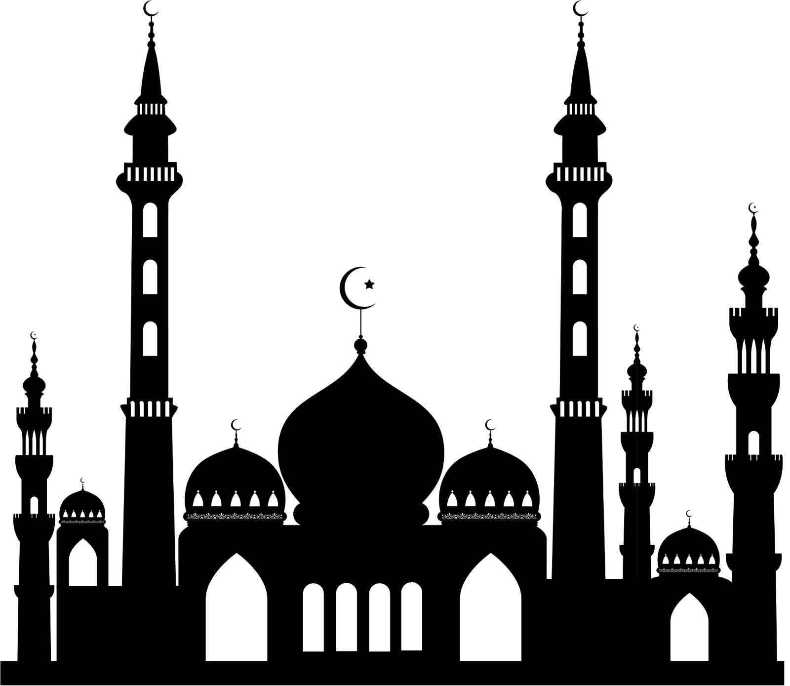 Background Rumah Animasi Gambar Masjid Vector Picture Rumah Minimalis