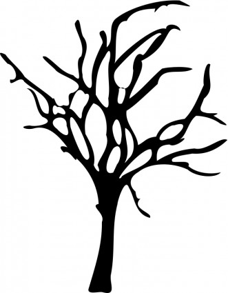 Free Bare Tree Template, Download Free Clip Art, Free Clip Art on