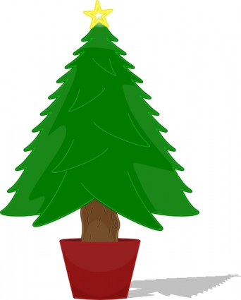 Free Outline Of Christmas Tree, Download Free Clip Art, Free Clip