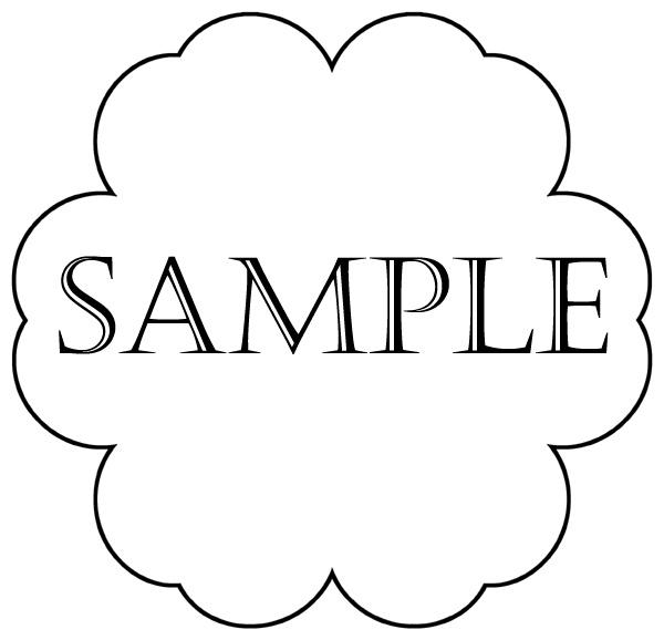 Free 8 Petal Flower Template, Download Free Clip Art, Free Clip Art