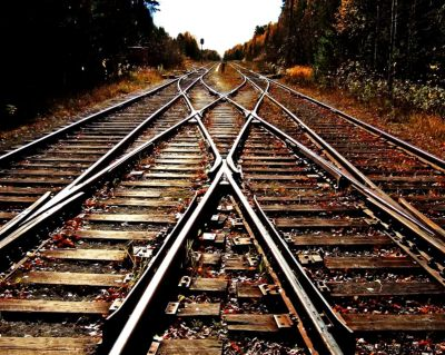 Free Railroad Tracks, Download Free Clip Art, Free Clip Art on Clipart Library