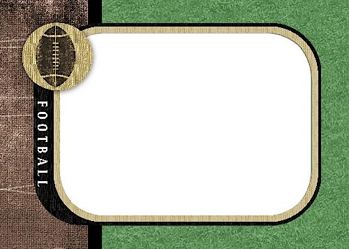 Free Football Borders, Download Free Clip Art, Free Clip Art on
