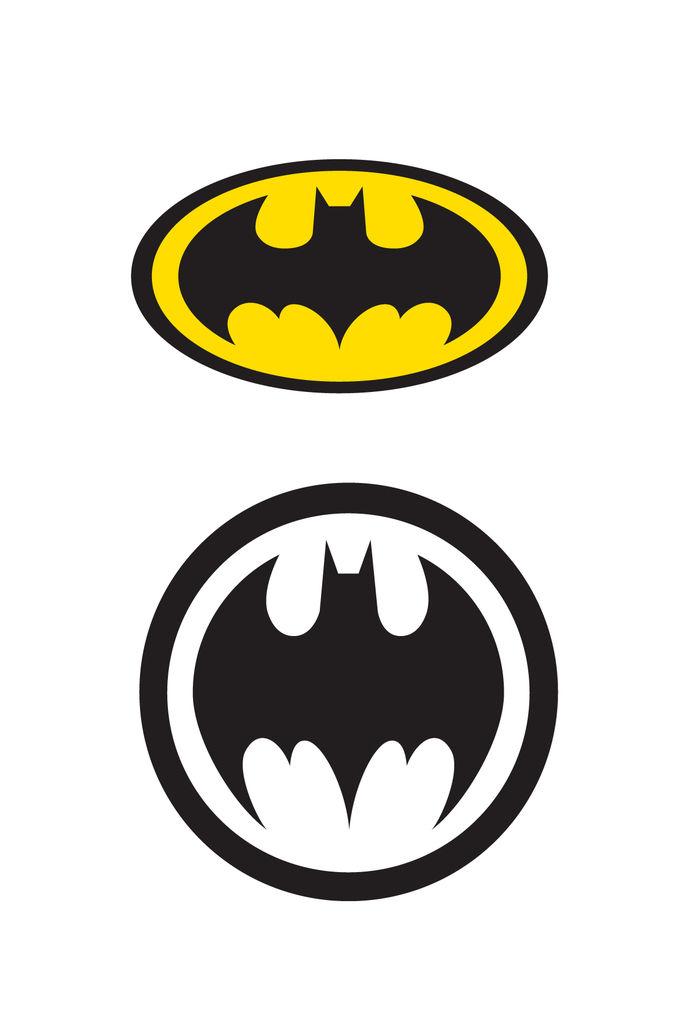 Free Batman Logo Vector, Download Free Clip Art, Free Clip Art on