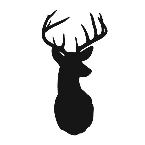 Free Free Deer Silhouette, Download Free Clip Art, Free Clip Art on