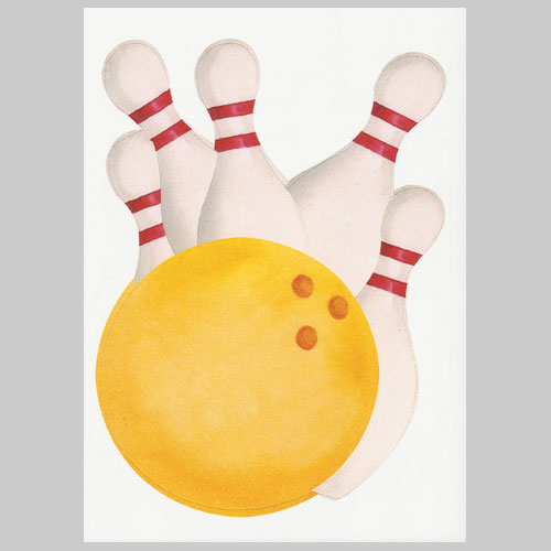 Free Bowling Party Invitation Templates, Download Free Clip Art