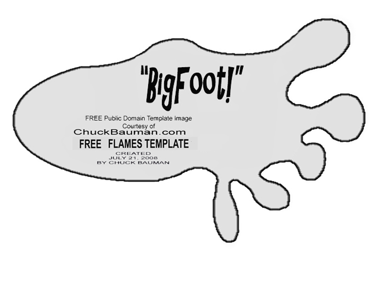 Free Flame Template Printout, Download Free Clip Art, Free Clip Art - airbrush templates