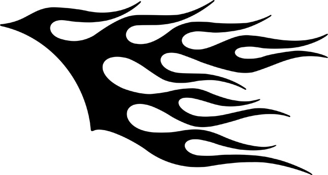 Free Flame Stencils Printable, Download Free Clip Art, Free Clip Art