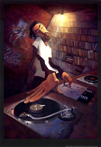 Animated Gif Desktop Wallpaper Dj Cartoons