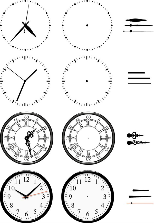 Free Free Clock Vector, Download Free Clip Art, Free Clip Art on