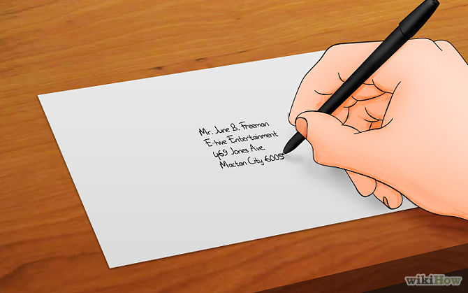 How to write a cover letter - Suggestions Diary - Clip Art Library