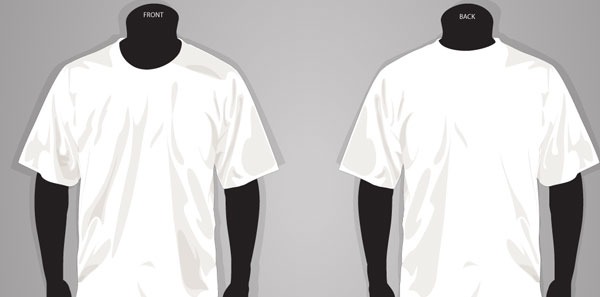 Free T-shirt Template, Download Free Clip Art, Free Clip Art on