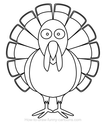 Free Cartoon Turkeys Pictures, Download Free Clip Art, Free Clip Art