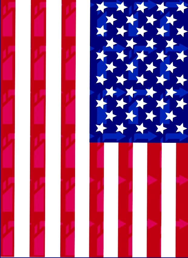Iphone Wallpaper Cute Vintage Free Faded American Flag Background Download Free Clip
