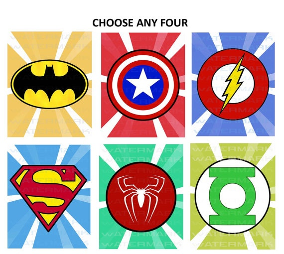 Free Superhero Printables, Download Free Clip Art, Free Clip Art on