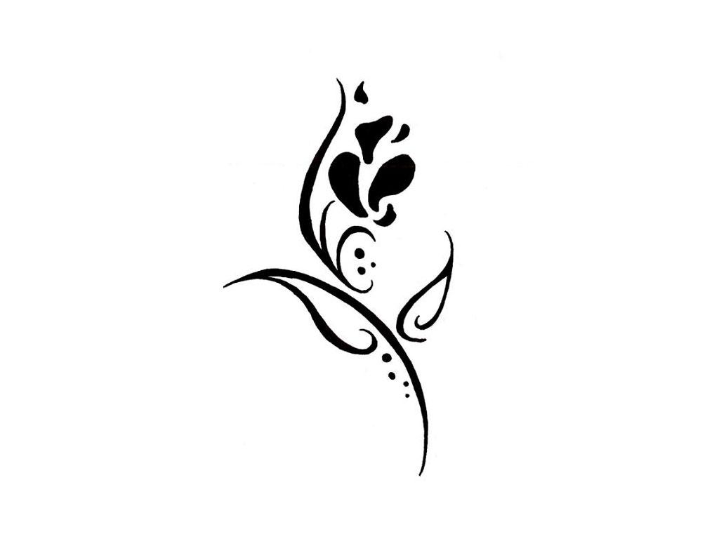 Free Free Flower Tattoo Designs Download Free Clip Art