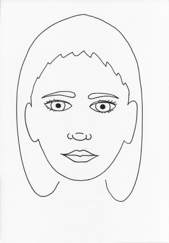 Free Boy Face Template, Download Free Clip Art, Free Clip Art on