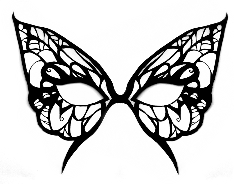 Free Mask Templates, Download Free Clip Art, Free Clip Art on
