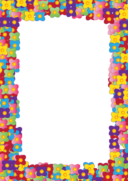 Wallpaper Border For Teenage Girl Free Colorful Border Download Free Clip Art Free Clip
