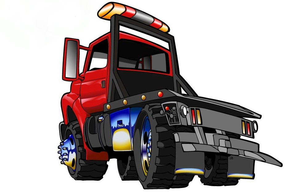 Free Cartoon Tow Truck Pictures Download Free Clip Art