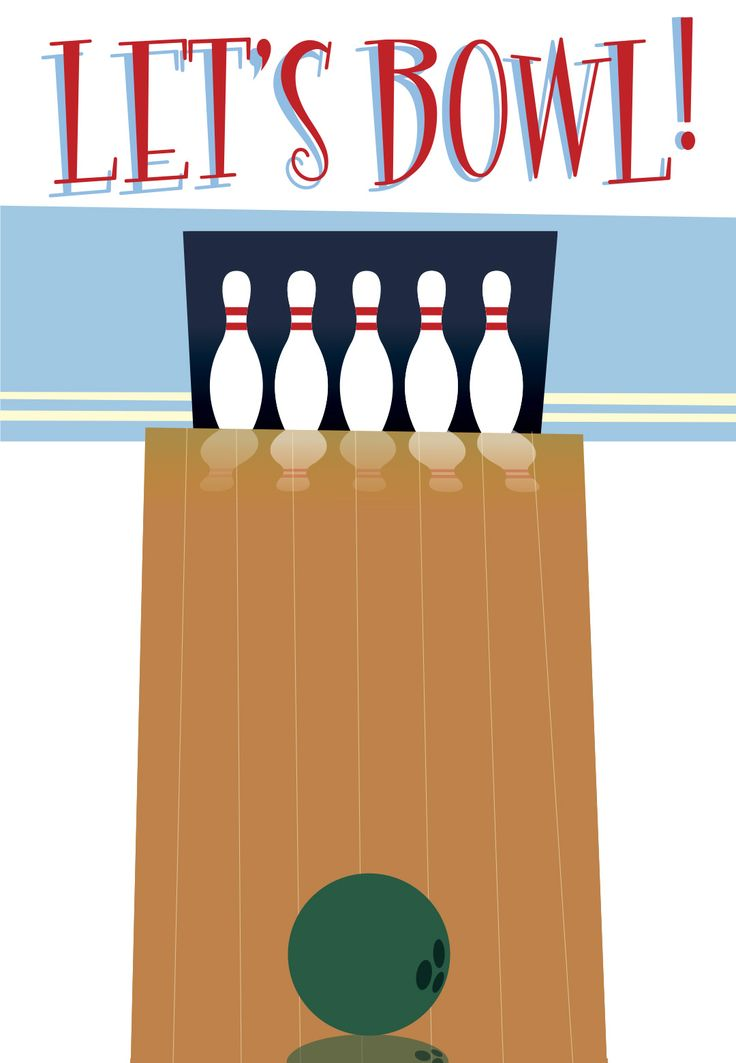 Free Free Printable Bowling Party Invitations, Download Free Clip