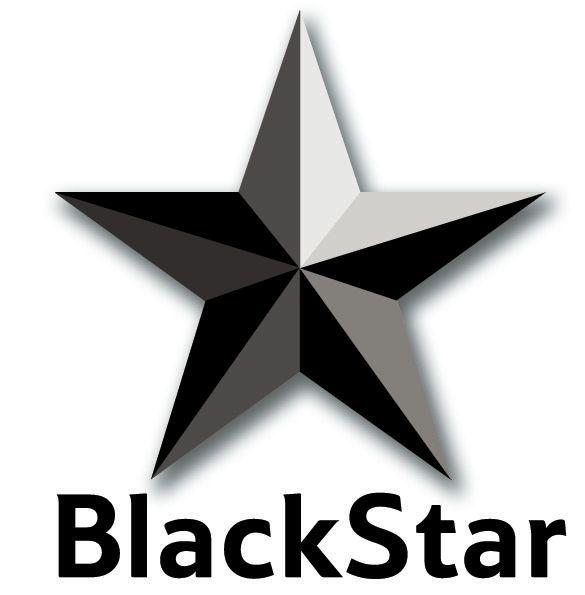 Free Black Star Logo, Download Free Clip Art, Free Clip Art on