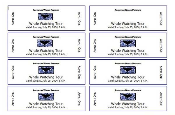 Free Ticket Templates, Download Free Clip Art, Free Clip Art on