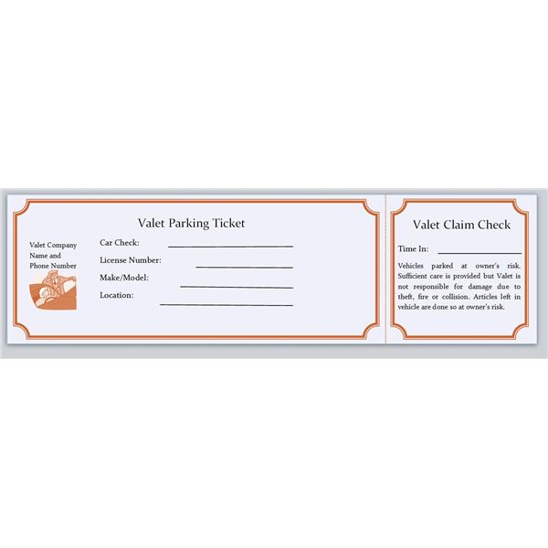 Download Use Free Microsoft Publisher Parking Ticket Templates - microsoft ticket template
