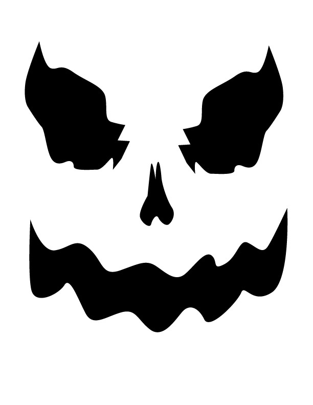 Free Printable Ghost Faces, Download Free Clip Art, Free Clip Art on