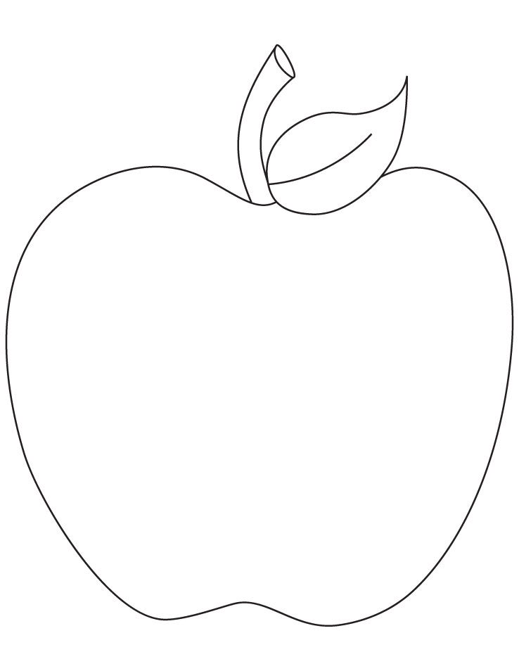 Free Printable Coloring Page Apple Picking - Clip Art Library