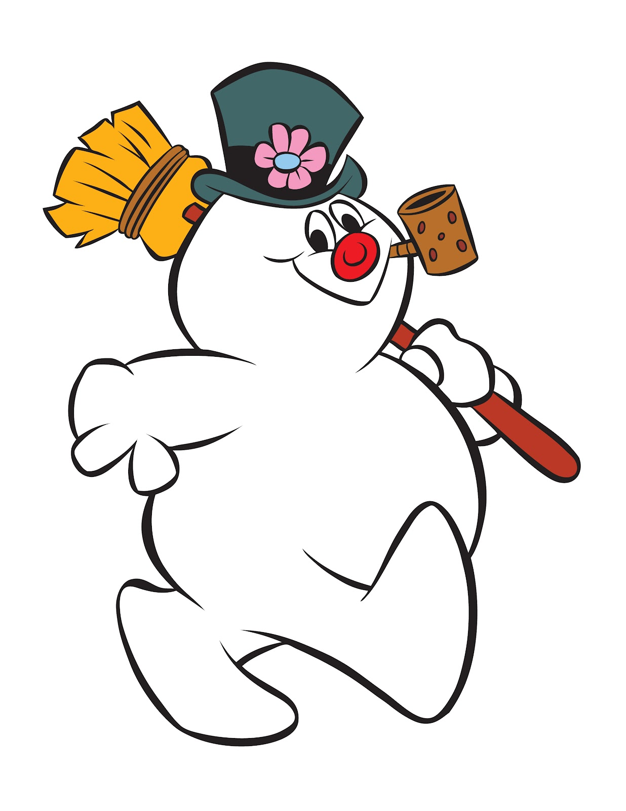 Free Frosty The Snowman Clipart Download Free Clip Art Free Clip Art On Clipart Library