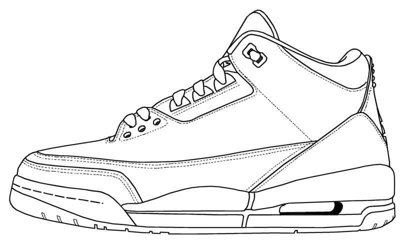 Free Shoe Outline Template, Download Free Clip Art, Free Clip Art on - outline template