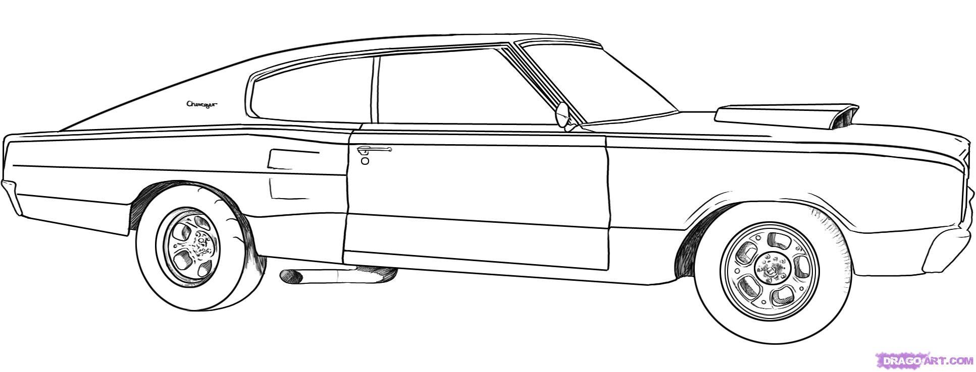 1950s dodge cars