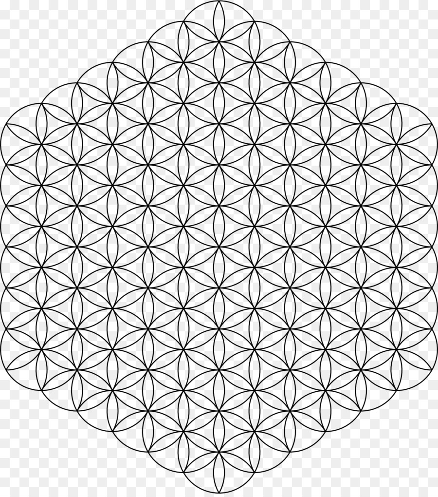 Free Flower Of Life Transparent Background Download Free Clip Art Free Clip Art On Clipart Library
