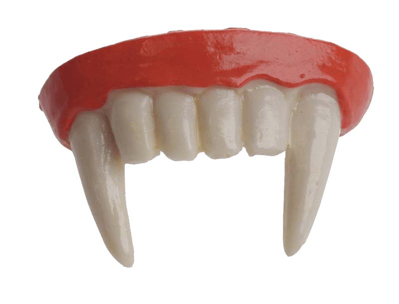 Lion Picture Clipart Vampire Fang Tooth Pathology Dentures Plastic Fangs
