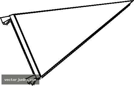 Free Blank Pennant Cliparts, Download Free Clip Art, Free Clip Art