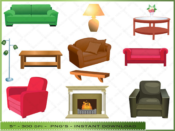 Living Room Cliparts Free Download Clip Art Free Clip Art on - free living room furniture