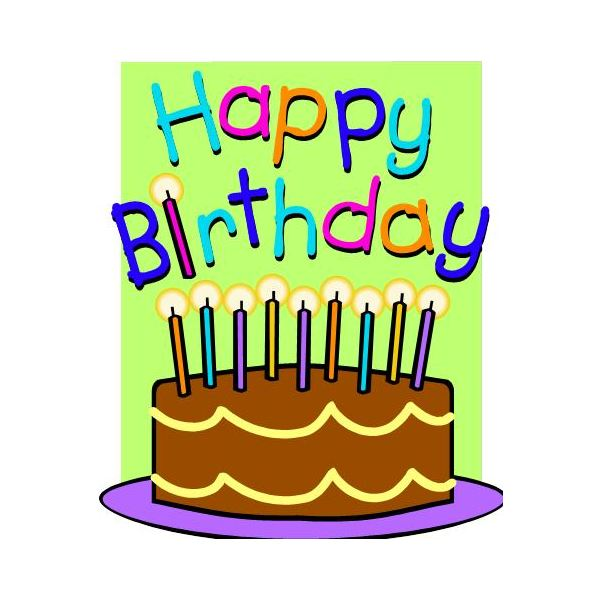 Free Birthday Card Cliparts, Download Free Clip Art, Free Clip Art - birthday greetings download free