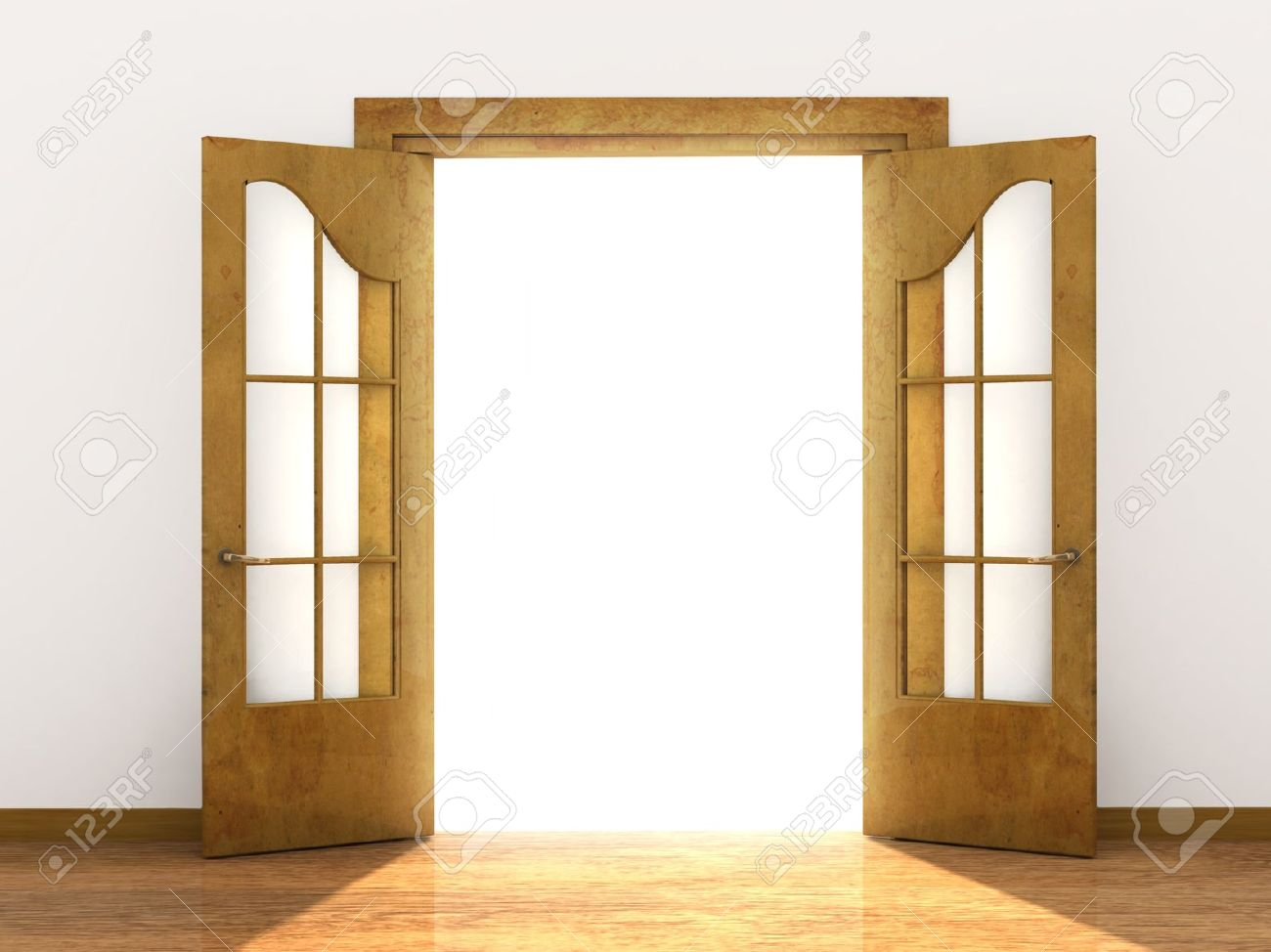 Welcome open church door clipart