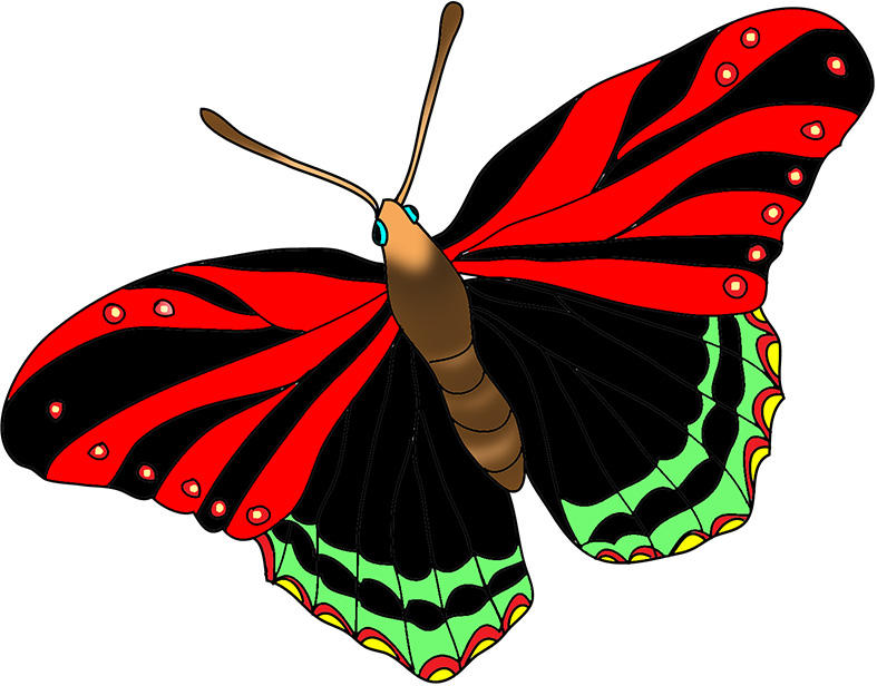 Free Guitar Butterfly Cliparts Download Free Clip Art