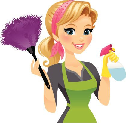 Free Cleaning Woman Cliparts, Download Free Clip Art, Free Clip Art