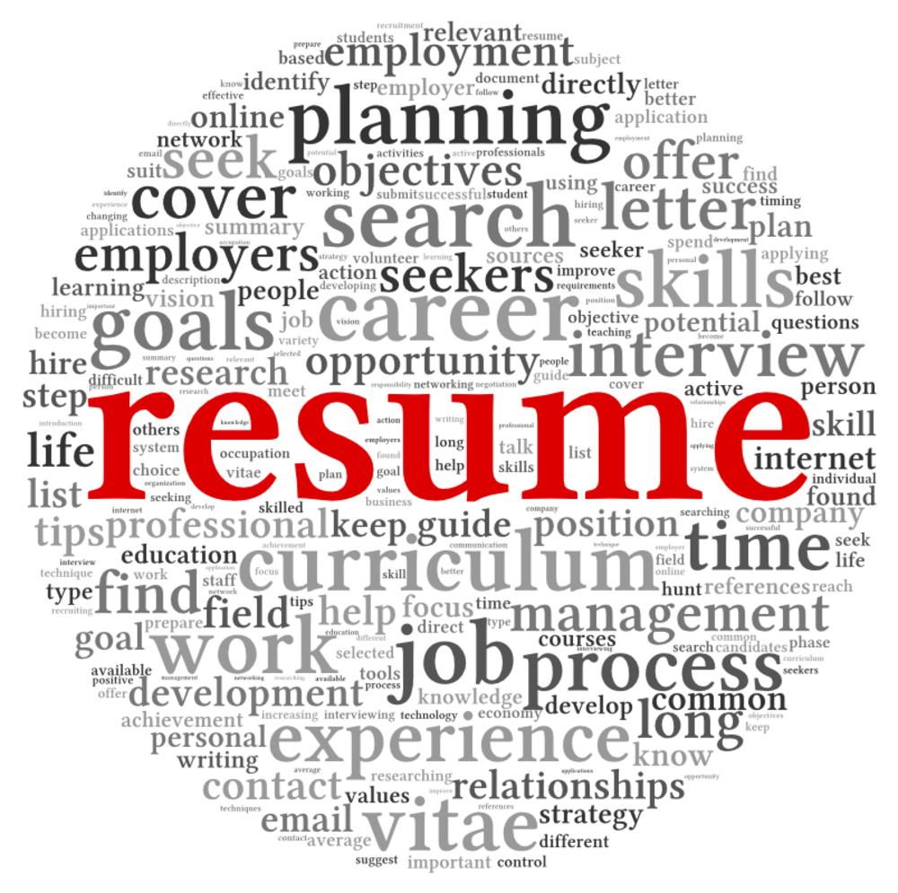 resume help calgary free