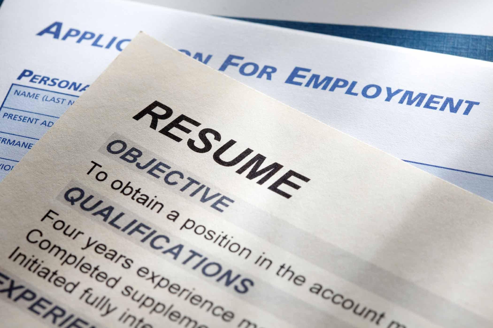 resume writer software