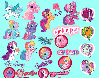 Free Little Pony Cliparts Download Free Clip Art Free