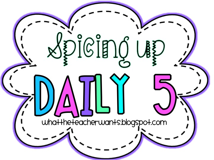 Daily 5 Word Work Clipart - Clip Art Library