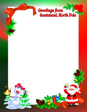 Free Santa Letter Cliparts, Download Free Clip Art, Free Clip Art on