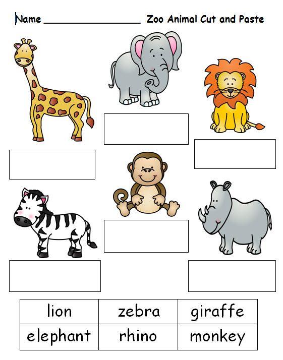 Free Preschool Zoo Cliparts, Download Free Clip Art, Free Clip Art