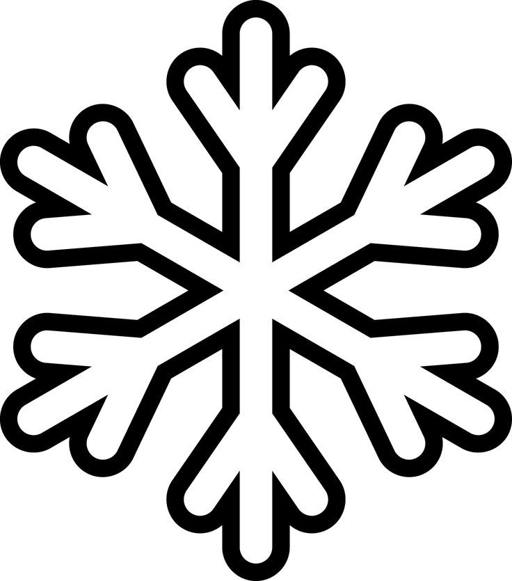 Free Cliparts Snowflake Patterns, Download Free Clip Art, Free Clip - snowflake template