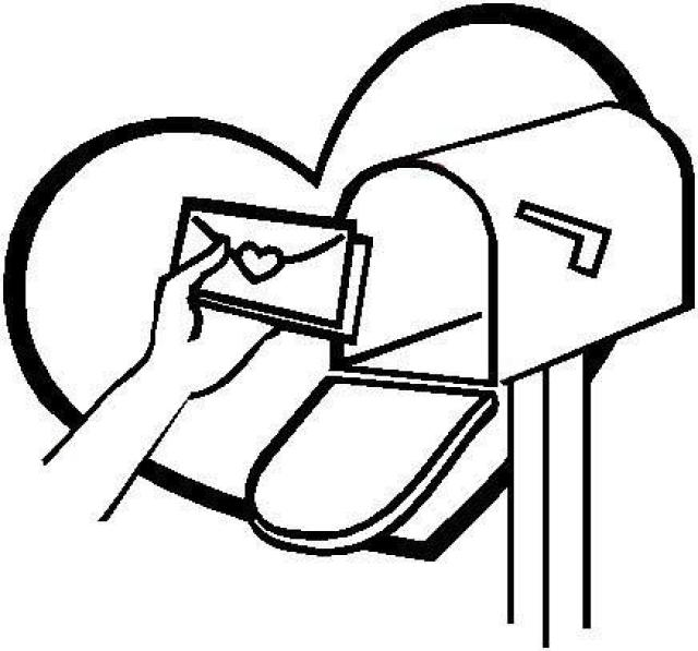 Free Valentine Mail Cliparts, Download Free Clip Art, Free Clip Art